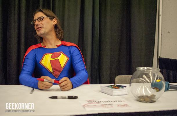 Infoman - Comiccon Montréal 2012 - Geekorner - 003