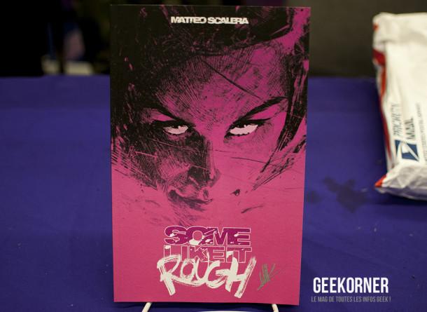 Matteo Scalera - Comiccon Montréal 2012 - Geekorner - 007