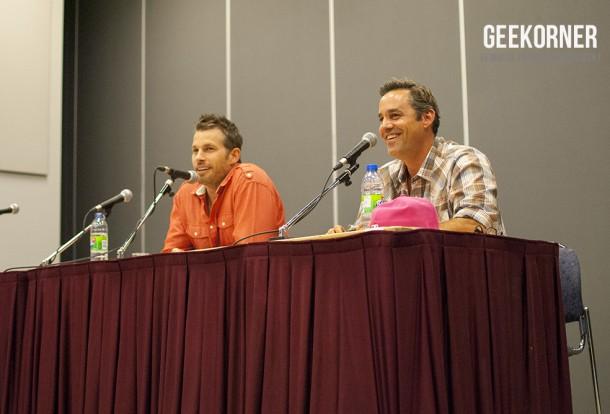 Nicholas Brendon - Alex - Buffy - Comiccon Montréal 2012 - Geekorner - 007