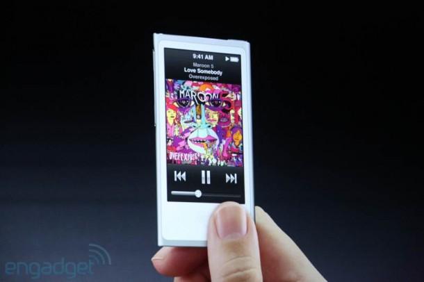 Nouveau iPod Nano 7 - Geekorner - 010