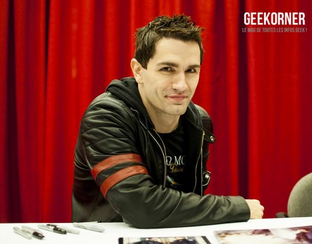 Sam Witwer Comiccon Montréal 2012 - Geekorner - 004