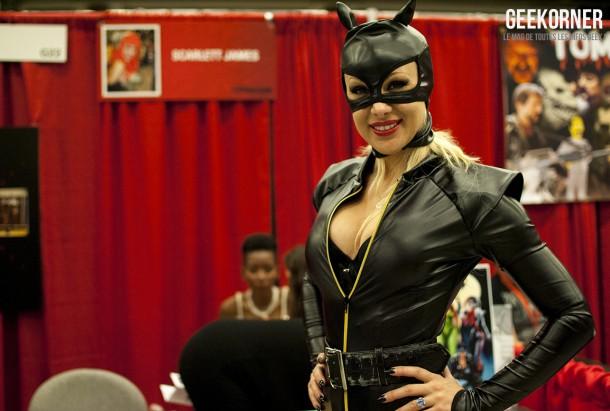 Scarlett James - Comiccon Montréal 2012 - Geekorner - 011