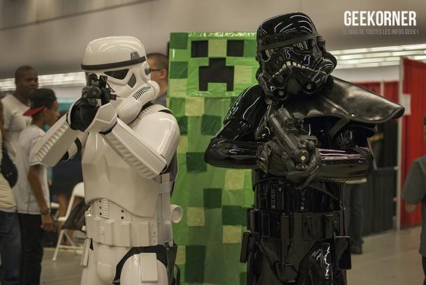 Star Wars - Forteresse Impériale du Québec - Comiccon Montréal 2012 - Geekorner - 002