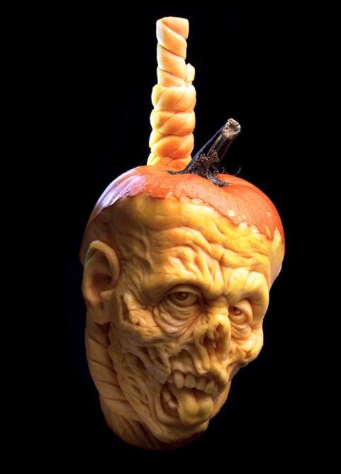 Citrouilles Halloween - Art Geek Horreur - Ray Villafane- 003
