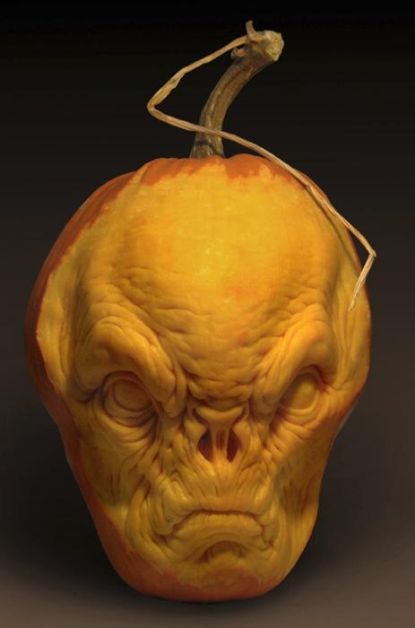 Citrouilles Halloween - Art Geek Horreur - Ray Villafane- 011