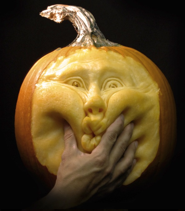 Citrouilles Halloween - Art Geek Horreur - Ray Villafane- 017
