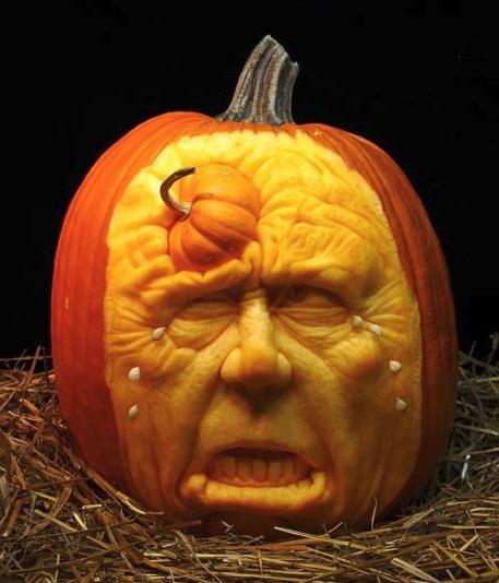 Citrouilles Halloween - Art Geek Horreur - Ray Villafane- 029