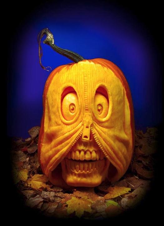 Citrouilles Halloween - Art Geek Horreur - Ray Villafane- 032