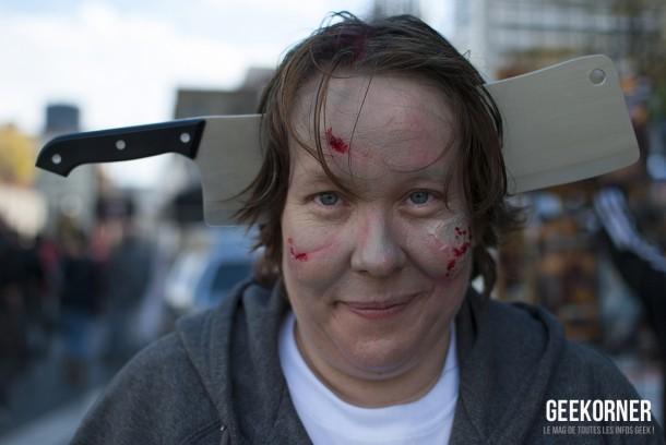 Marche Zombies Walk Montreal 2012 - Geekorner - 019