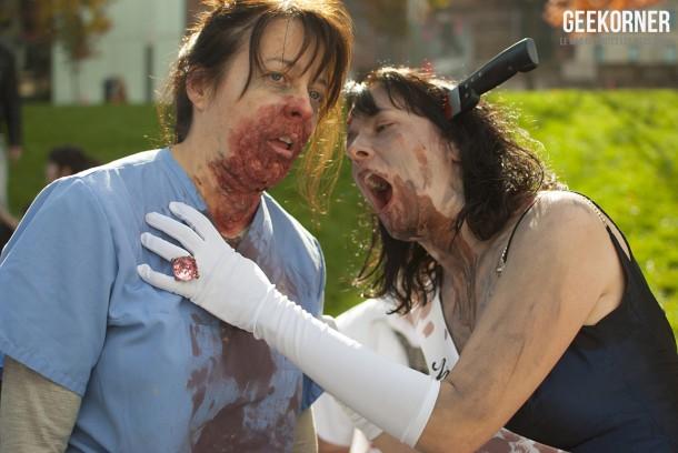 Marche Zombies Walk Montreal 2012 - Geekorner - 043