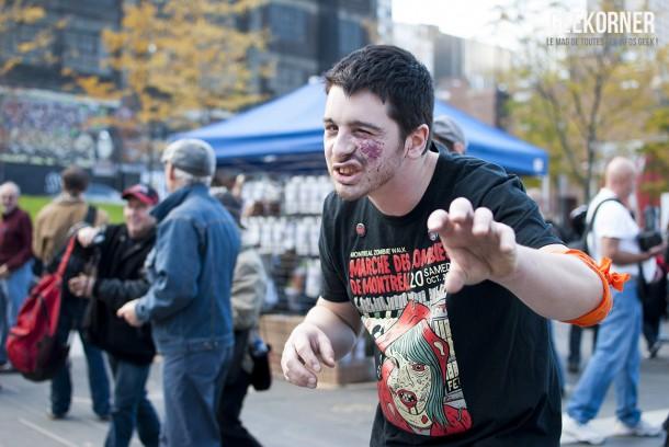 Marche Zombies Walk Montreal 2012 - Geekorner - 069