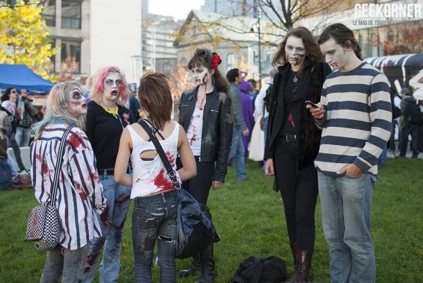 Marche Zombies Walk Montreal 2012 - Geekorner - 074