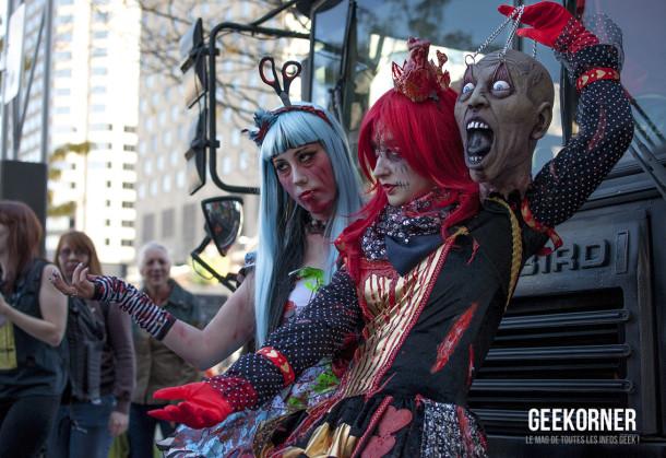 Marche Zombies Walk Montreal 2012 - Geekorner - 077