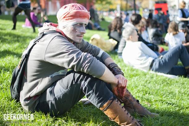 Marche Zombies Walk Montreal 2012 - Geekorner - 088