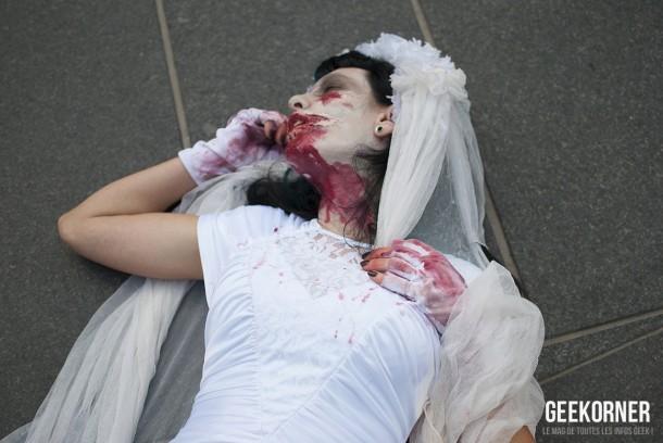 Marche Zombies Walk Montreal 2012 - Geekorner - 099