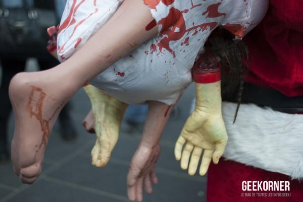 Marche Zombies Walk Montreal 2012 - Geekorner - 108