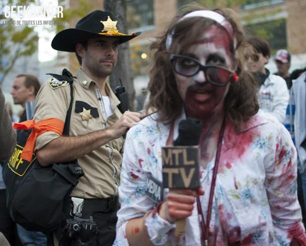 Marche Zombies Walk Montreal 2012 - Geekorner - 113