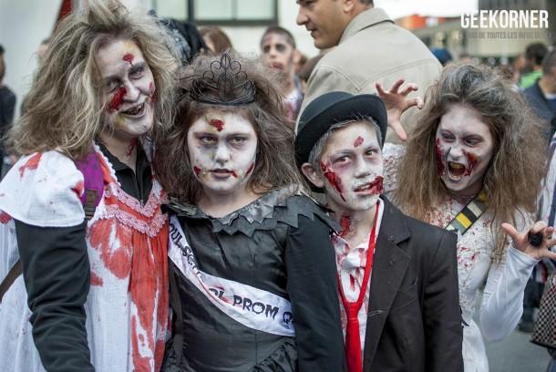 Marche Zombies Walk Montreal 2012 - Geekorner - 132