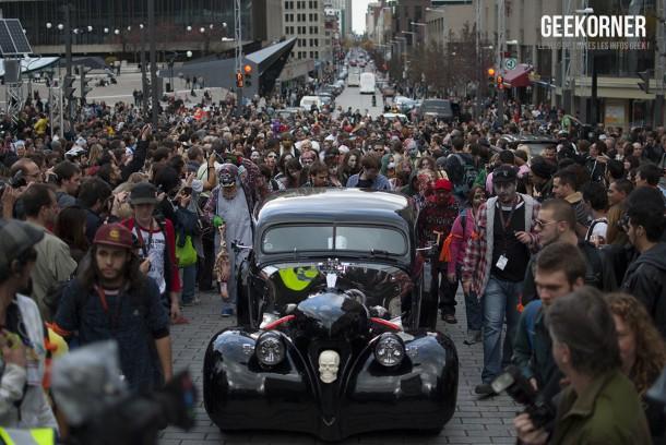 Marche Zombies Walk Montreal 2012 - Geekorner - 143