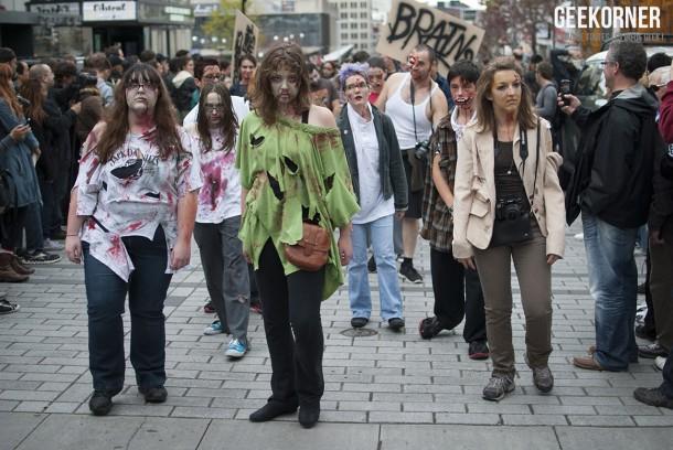 Marche Zombies Walk Montreal 2012 - Geekorner - 162