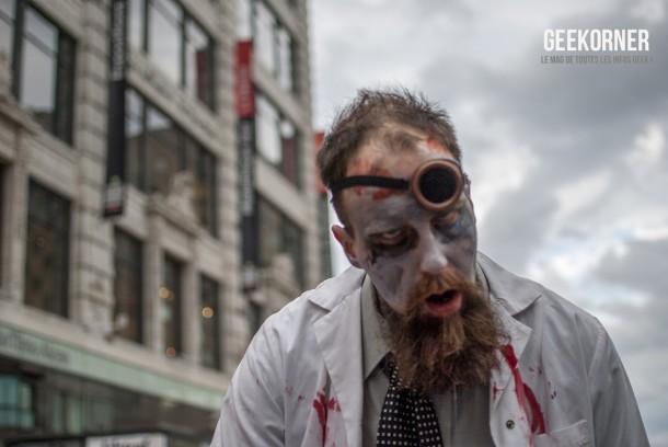 Marche Zombies Walk Montreal 2012 - Geekorner - 169
