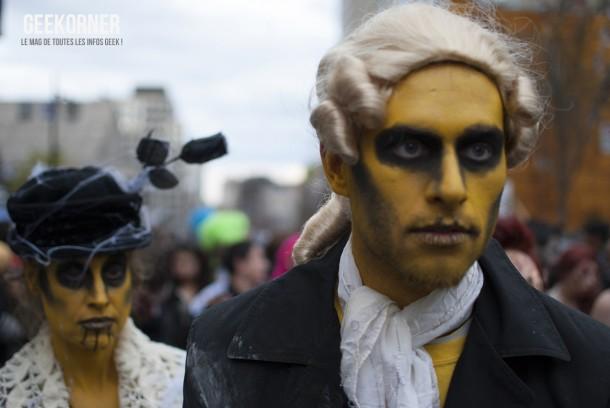 Marche Zombies Walk Montreal 2012 - Geekorner - 174