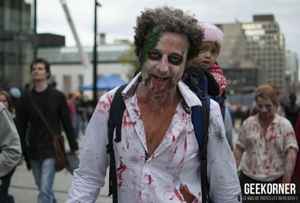 Marche Zombies Walk Montreal 2012 - Geekorner - 179