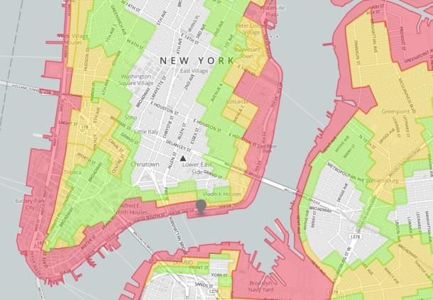 New York Sandy Google - Geekorner