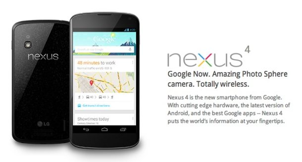 Nexus 4 - 2 - Geekorner