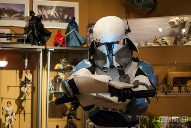 Cosplay Star Wars Montreal Mini Comiccon - Geekorner -  - 011