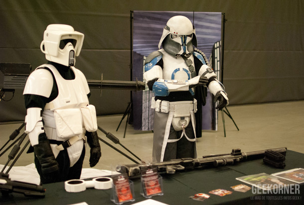 Cosplay Star Wars Montreal Mini Comiccon - Geekorner -  - 019