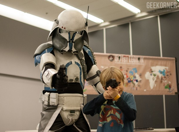 Cosplay Star Wars Montreal Mini Comiccon - Geekorner -  - 020