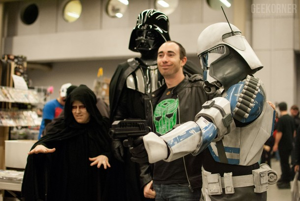 Cosplay Star Wars Montreal Mini Comiccon - Geekorner -  - 023