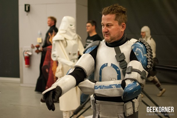Cosplay Star Wars Montreal Mini Comiccon - Geekorner -  - 027