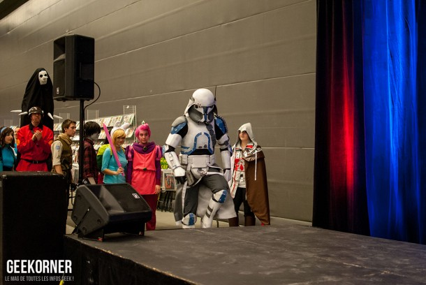 Cosplay Star Wars Montreal Mini Comiccon - Geekorner -  - 030