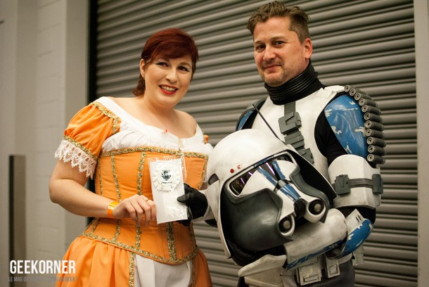 Cosplay Star Wars Montreal Mini Comiccon - Geekorner -  - 033