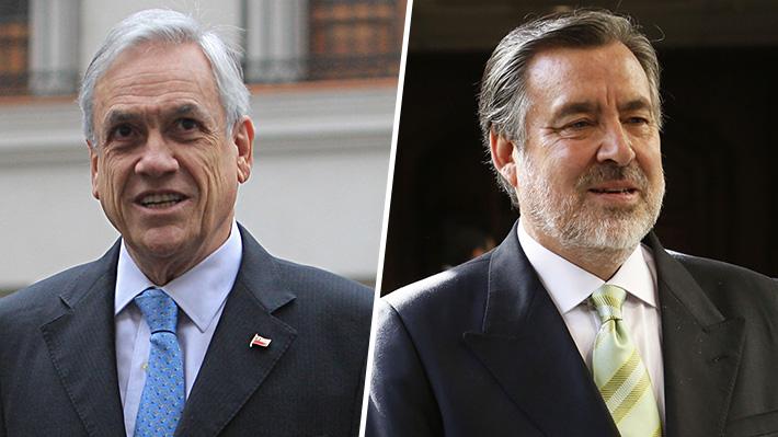 Estimación repartija de votos segunda vuelta presidenciales Chile 2017