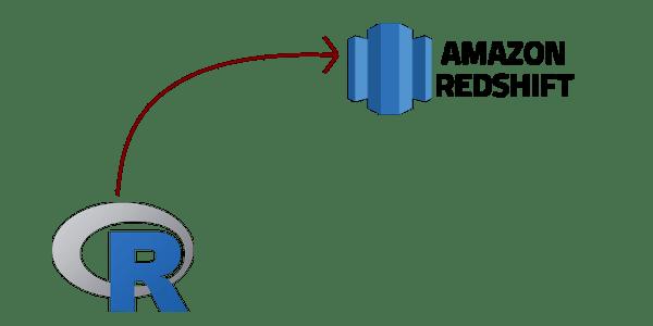 Escribir en Redshift desde R a toda velocidad