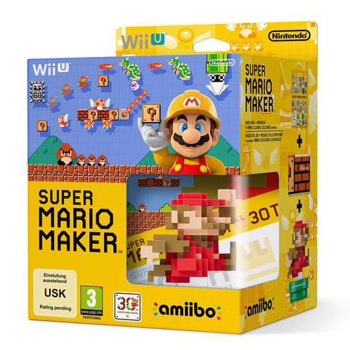 édition limitée Super Mario Maker wii u (3)