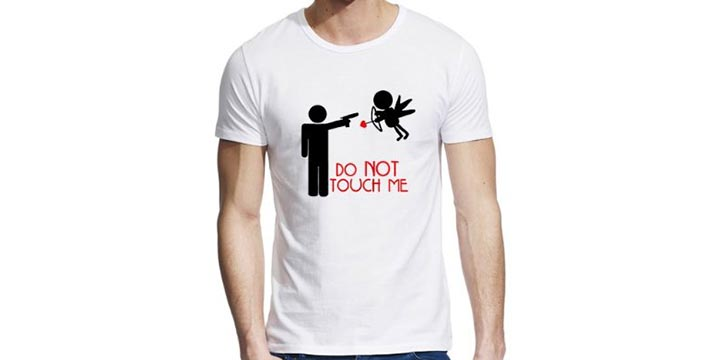 [T-Shirt] anti saint Valentin