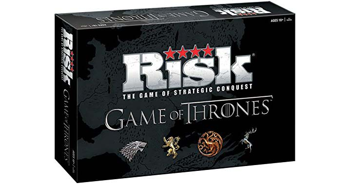 Édition collector Risk Game of Thrones