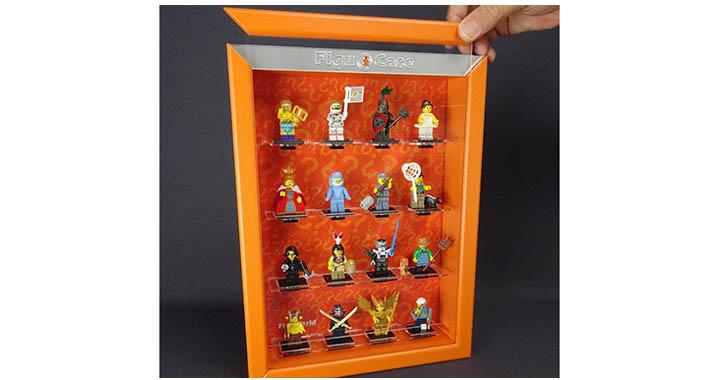 Figurines Lego, les options pour les mettre en valeur