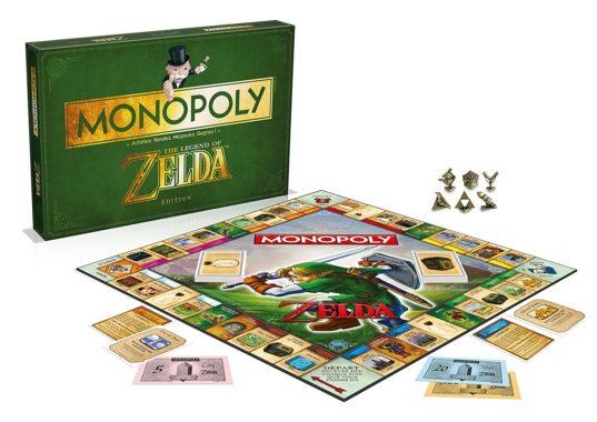 versions monopoly