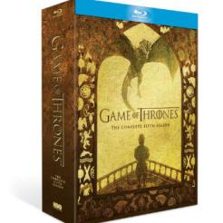 Game of Thrones Saison 5 en Blu-ray (2)