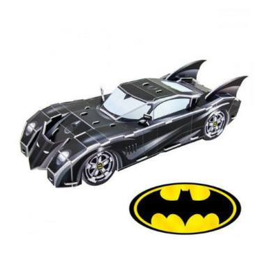 Kit de montage Batmobile batman diy (1)