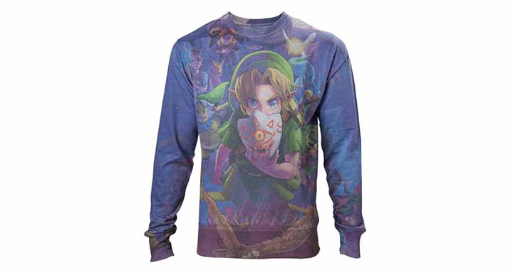 Pull The Legend Of Zelda «Sublimation»