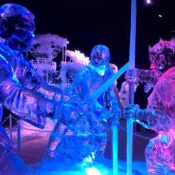 SW ice battle