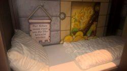 Espace enfants lit superposé