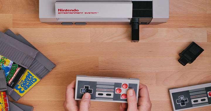 Utilisez une manette PS4 sur votre vieille NES