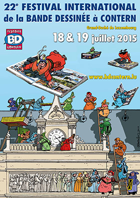 Festival International de la BD à Contern